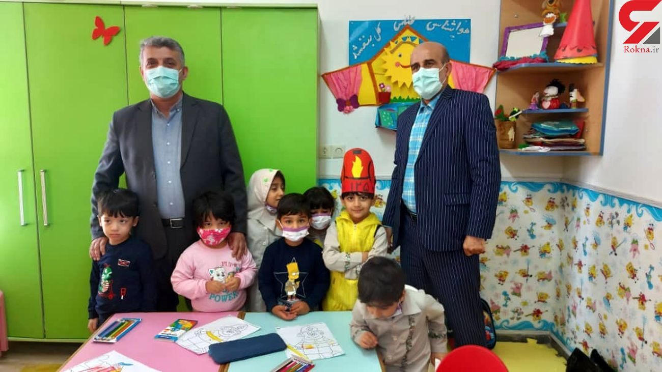 ورود رسمی همه مهدهای کودک به مجموعه آموزش و پرورش از مهر ۱۴۰۰