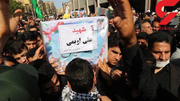 45 مجروح حادثه تروریستی اهواز زیرپوشش بنیاد شهیدقرار می گیرند