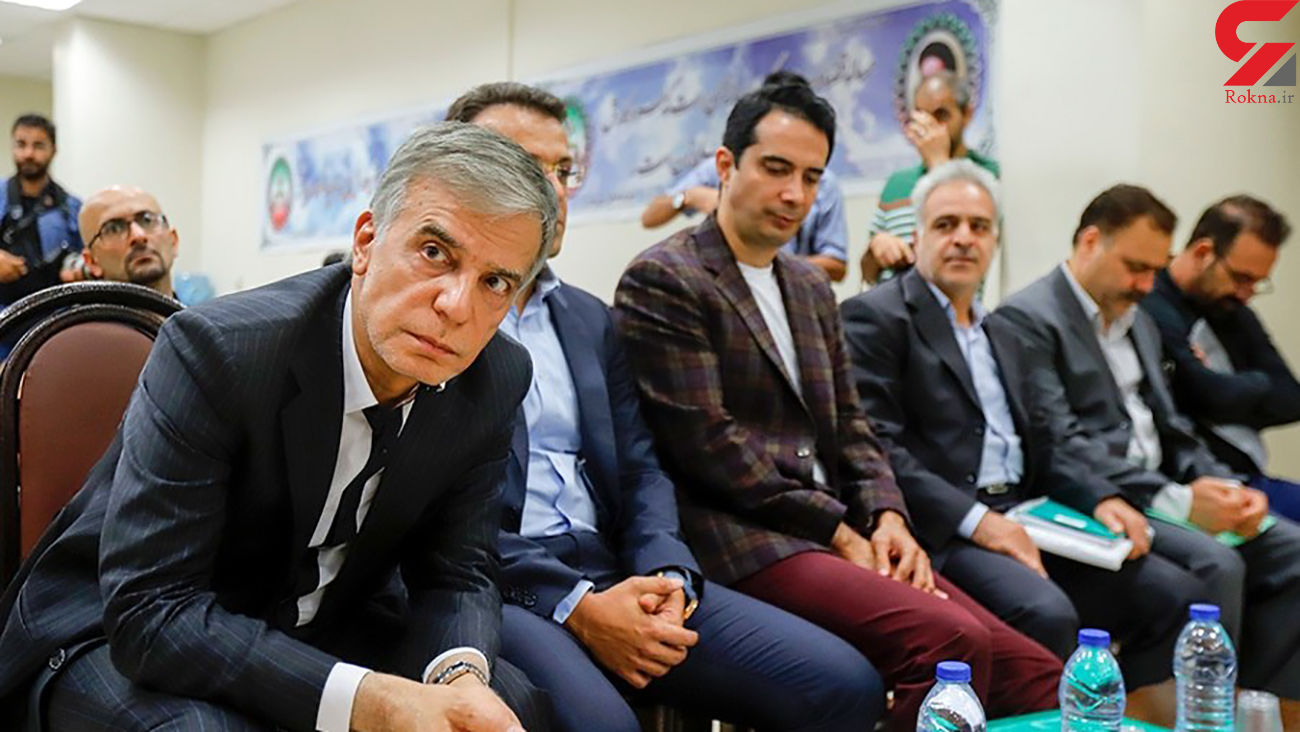 محاکمه عباس ایروانی مفسد اقتصادی بزرگ در ایران