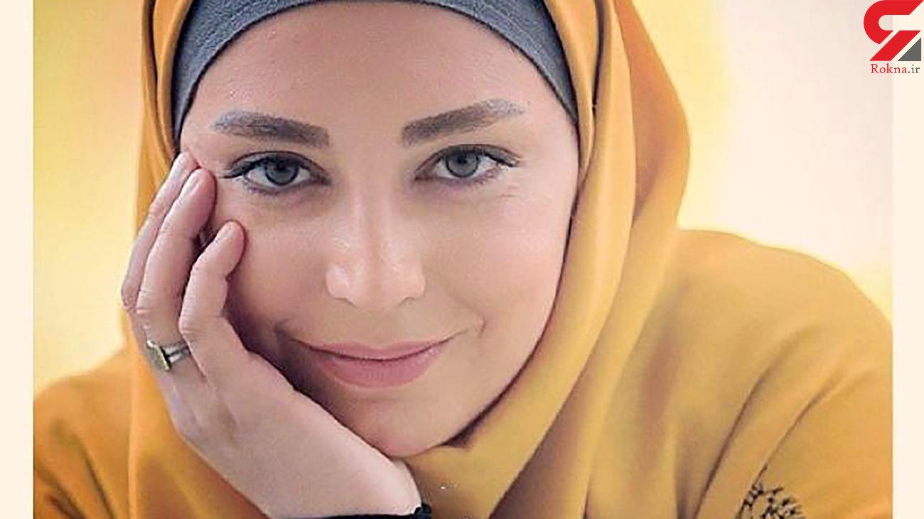کشف حجاب عجیب شیرین صمدی مجری زن صدا و سیما + عکس
