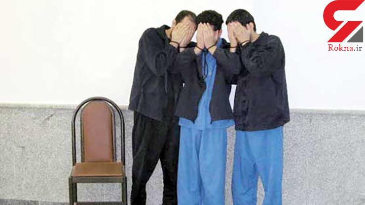 توطئه برای راننده های خودروهای لوکس تهرانی / 3 جوان دستگیر شدند