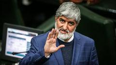 علی مطهری: برای کسانی که جلوی آزادی بیان را میگیرند گاهی«کف گرگی» لازم است