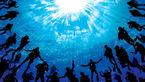 ستاره و لاله اسکندری در «دریاچه ماهی» افتادند! +عکس