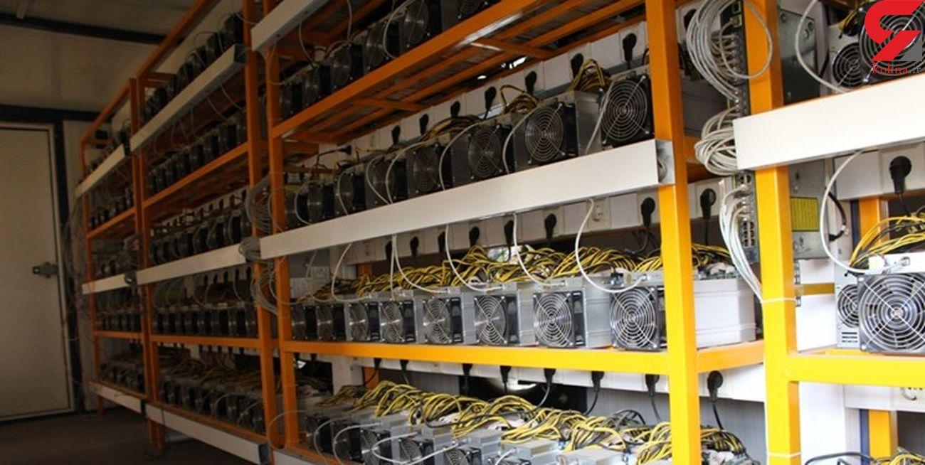 کشف 763 دستگاه بیت کوئین در آوج