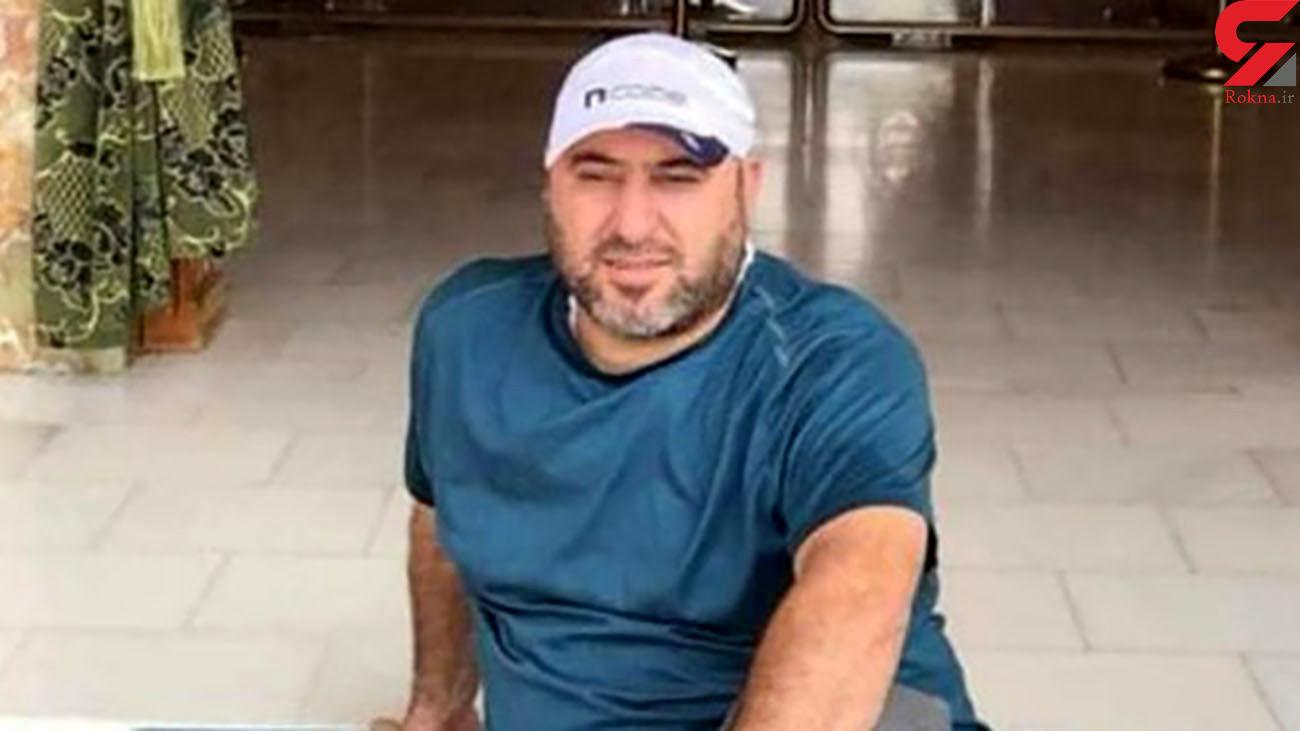 فوتبالیست عراقی کرونایی شد + عکس