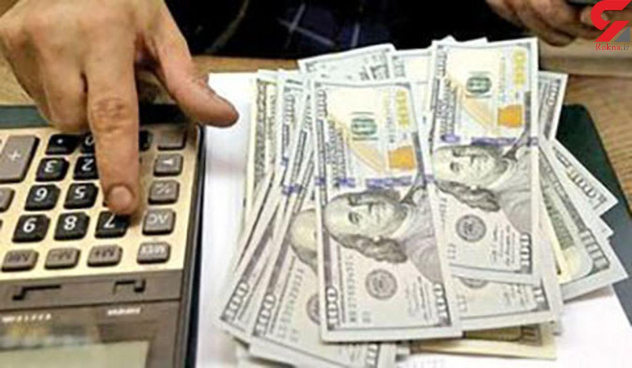 دلار صرافیها به بازار آزاد نزدیک شد!