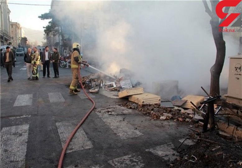 صدور ۱۵۰رای برای متهمان حادثه خیابان پاسداران