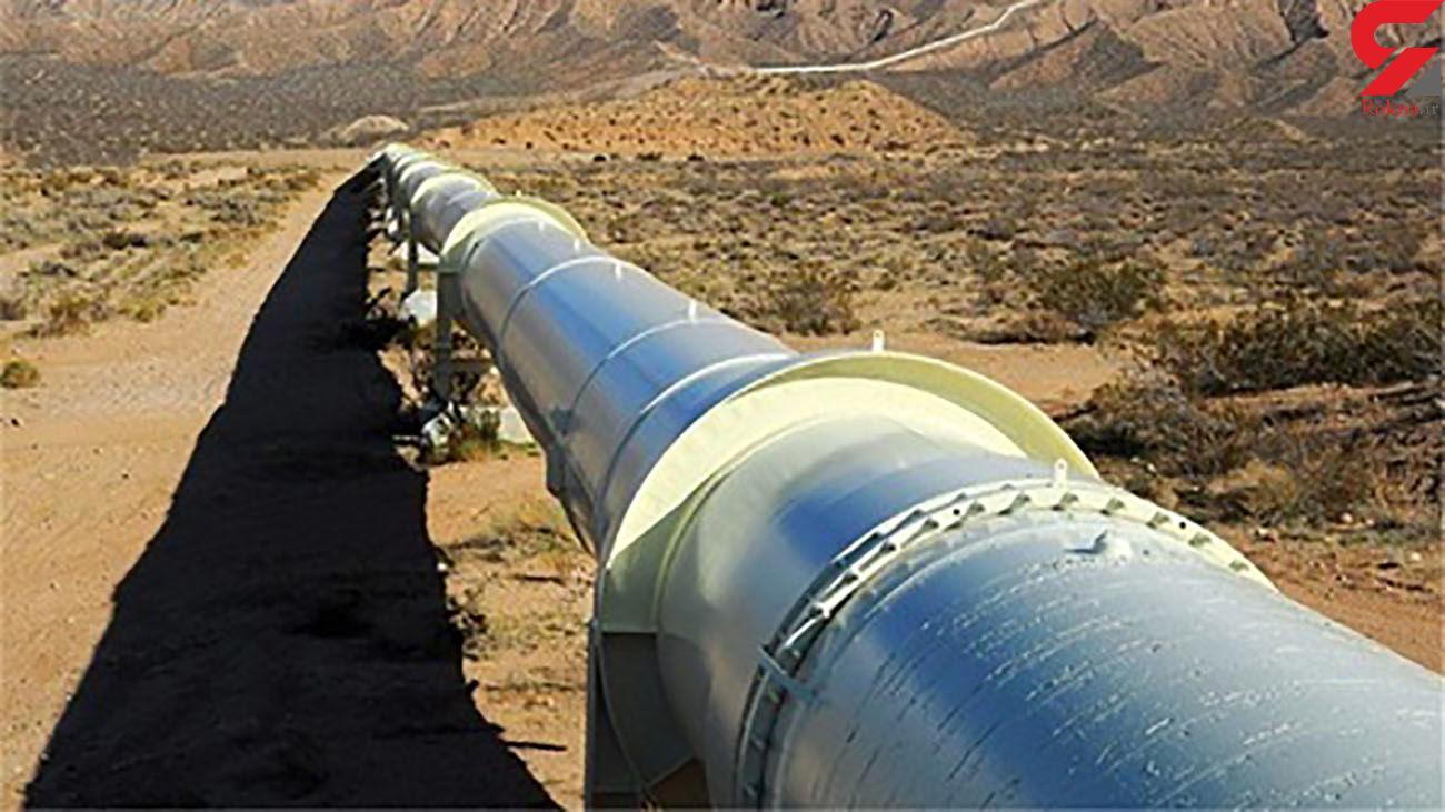 سرقت 5 کیلومتر خط لوله  نفت در بی بی حکیمه
