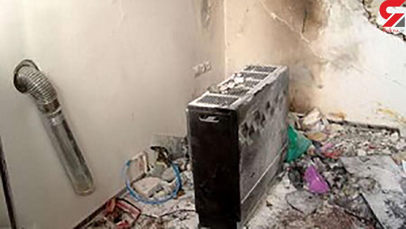 زنده زنده سوختن دختر 3 ساله و پسر 9 ساله در آباده + جزئیات هولناک
