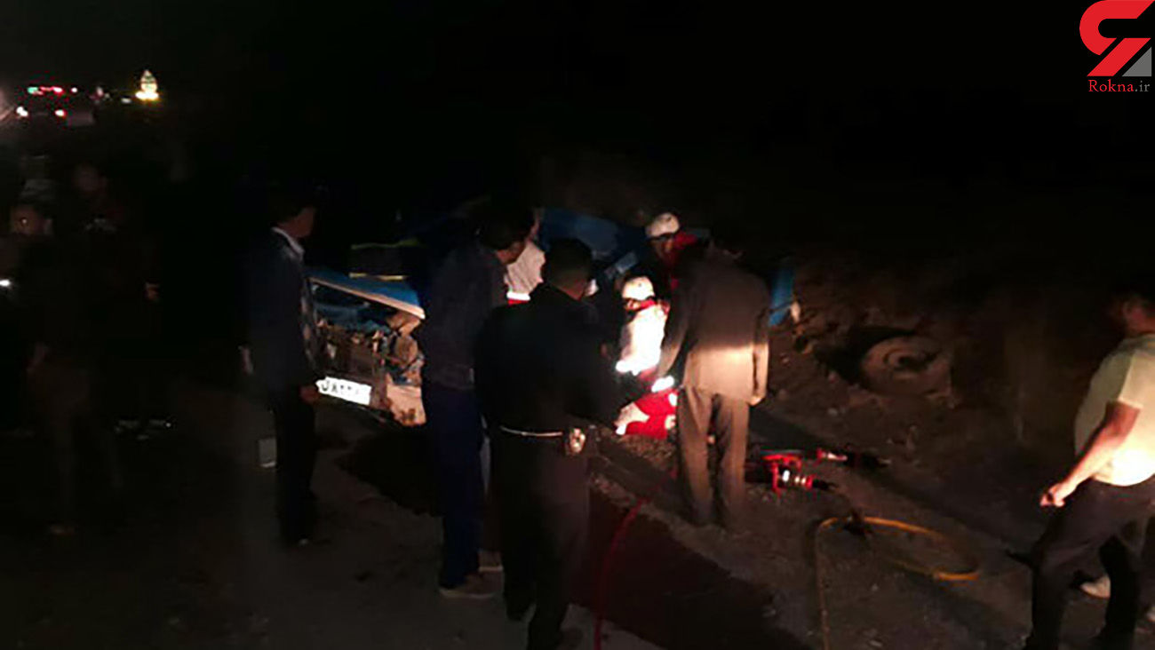 پشت پرده انتقال اجساد با پتو در اردبیل + فیلم