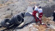 واژگونی تانکر حمل سوخت در یزد ۲ زخمی بر جا گذاشت