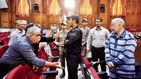 ناگفته های تلخ از دادگاه متهم ردیف اول پرونه ثامن الحجج + عکس