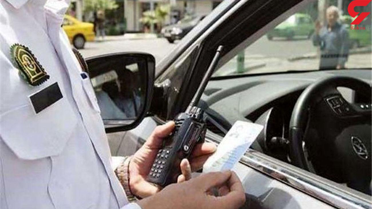 بیش از 83 هزار خودرو در شب گذشته جریمه کرونایی شدند