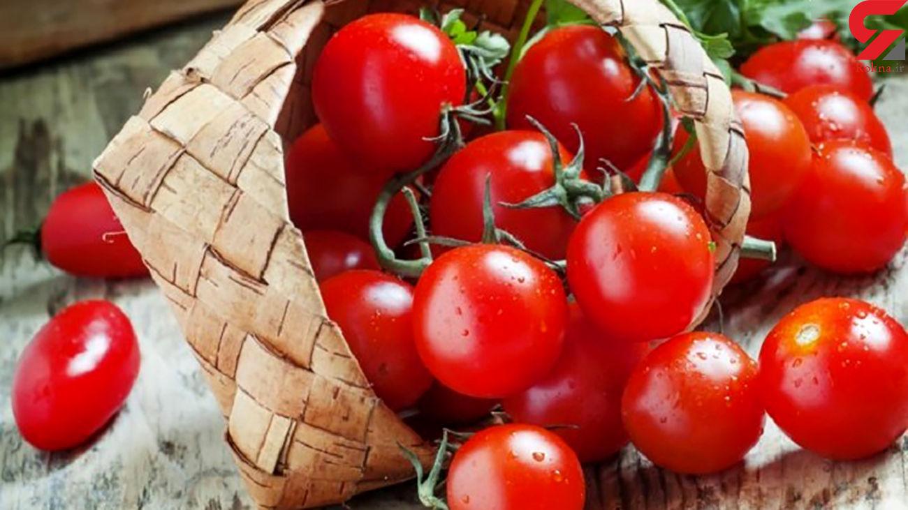 گوجه گیلاسی چه خواصی دارد ؟ + دستور تهیه غذاهای مصرفی
