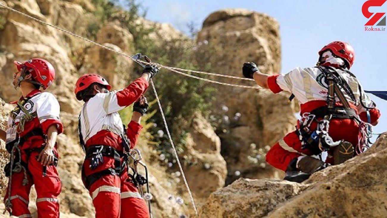 امداد رسانی هلال احمر یزد به 498 حادثه دیده