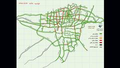 آخرین وضعیت ترافیک صبحگاهی بزرگراههای تهران+عکس