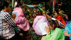 عملیات نجات فوتبالیستهای تایلندی از یک غار+عکس
