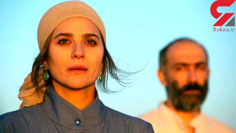 چهره جدید سحر دولتشاهی در فیلم کریمی
