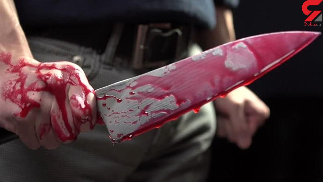 پایان تبهکاری های 2 جوان با قمه 70 سانتی در کمر / پلیس مشهد بازداشت کرد