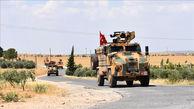ترکیه یک کاروان نظامی جدید به سوریه اعزام کرد