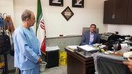 نجفی در بازپرسی: همسر دومم با ارگان های امنیتی در تماس بود! / من تحت نظر بودم