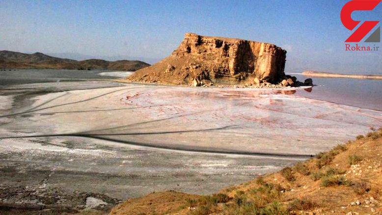 روزهای خوش زاینده رود/ حال دریاچه ارومیه وخیم است