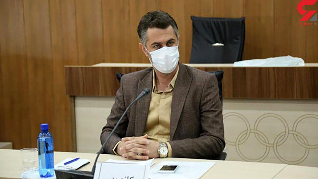 داور بین المللی فوتبال رئیس هیات همگانی بوشهر شد