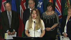 اقدام عجیب دختر خیابان انقلاب در کانادا / او بدکاری کرد + جزییات