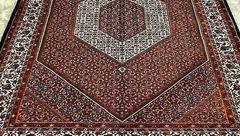 فرش افشار تکاب جهانی می شود/صادرات ۲۰ میلیون دلاری فرش