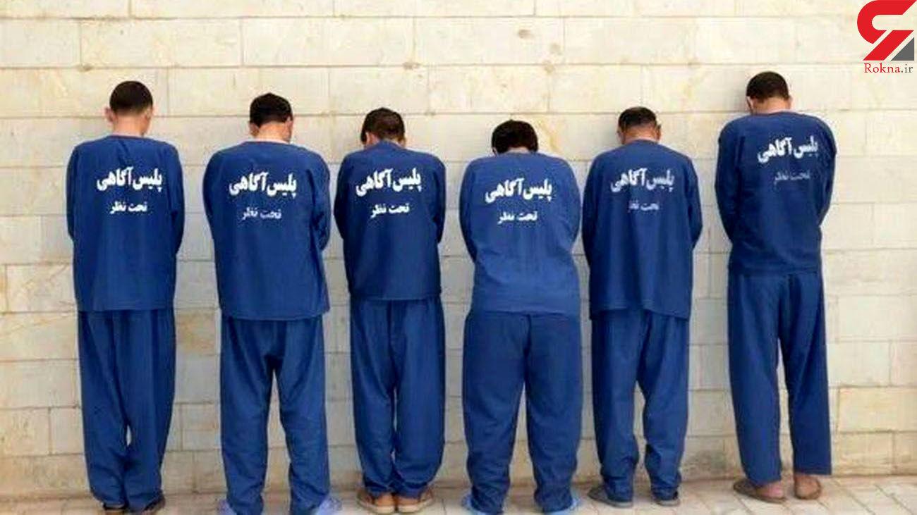 حمله8 نقابدار مسلح به دامداری معروف تهران / 50 گوسفند رها شده از تشنگی تلف شدند