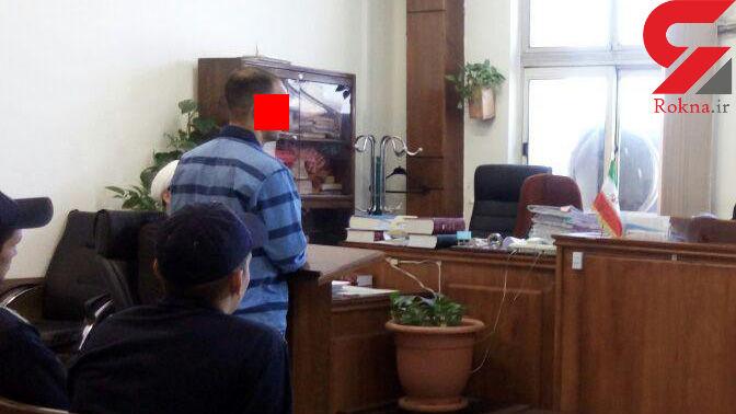 در صحنه قتل مریم خون فواره می کرد! / این زن طلاق گرفته بود! + عکس