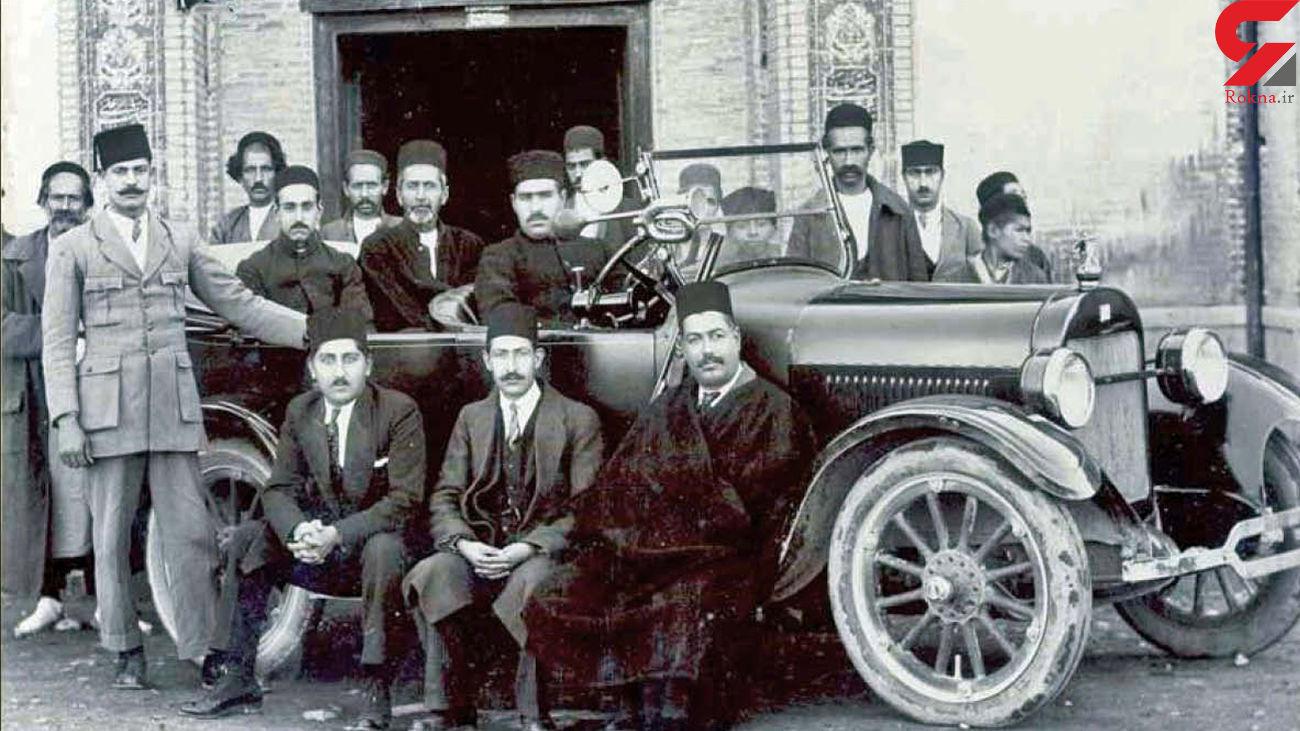 عجایب «دارالشوفر پرنده» در مشهد 97 سال قبل +عکس زیر خاکی