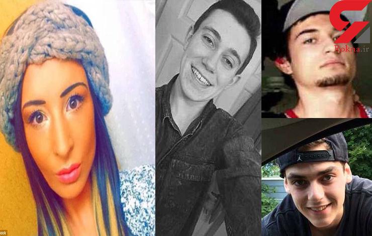 قتل فجیع مرد بی حیا توسط زن جوان و دو همدستش + عکس