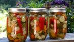 خوشمزه ترین ترشی را در خانه درست کنید/شور کلم و هویج
