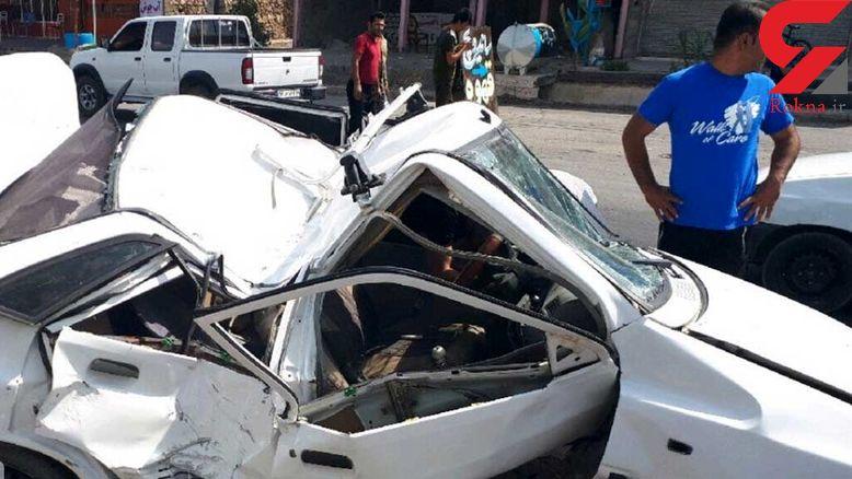 14 زن و مرد در حوادث اصفهان مصدوم شدند
