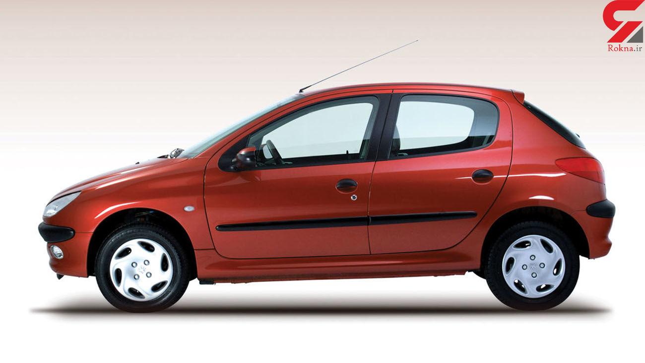 کاهش 5 میلیون تومانی قیمت این خودروها در بازار