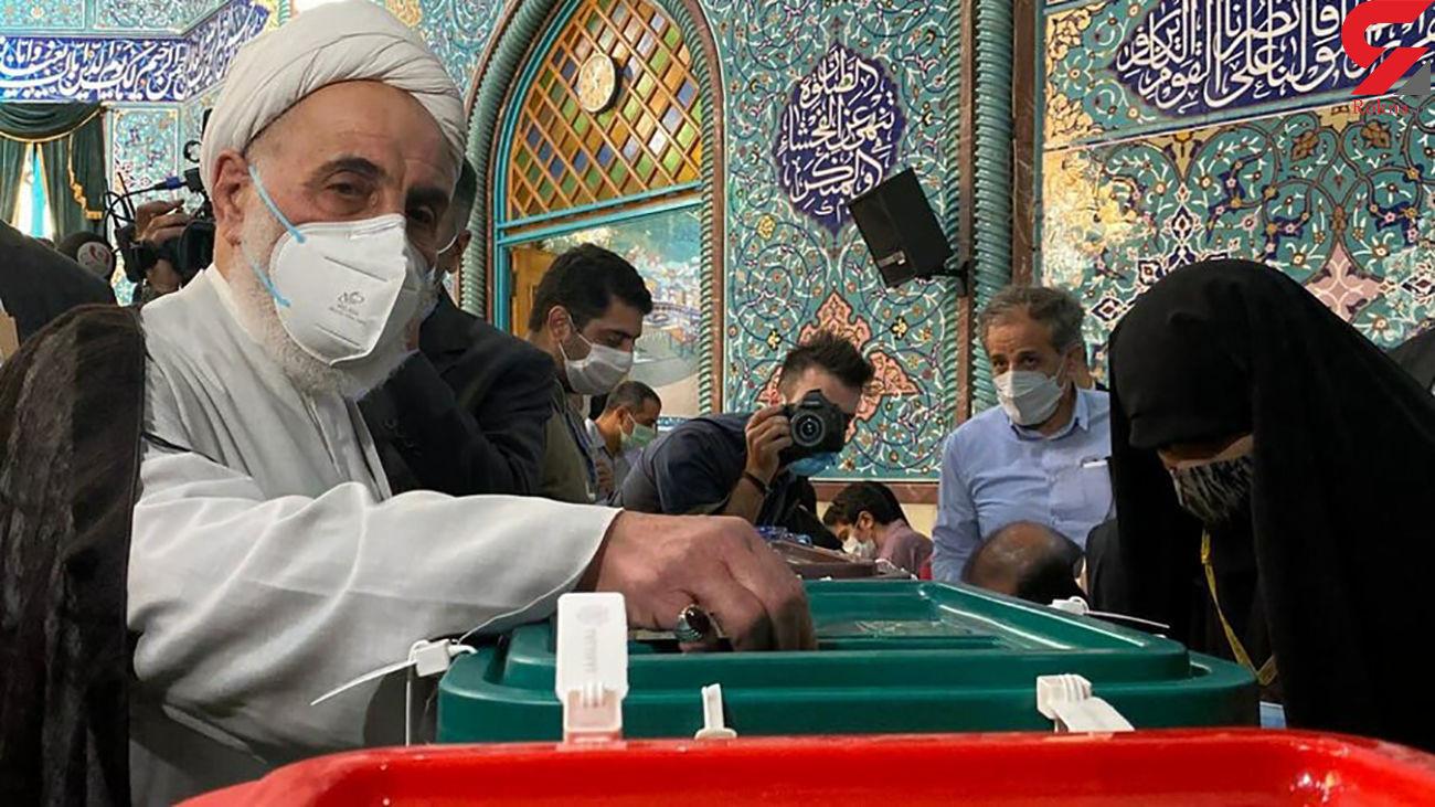 ممانعت از رأی دادن ناطق نوری در انتخابات شورای شهر تهران تکذیب شد