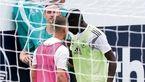 درگیری شدید فیزیکی در تمرین تیم ملی آلمان +تصاویر
