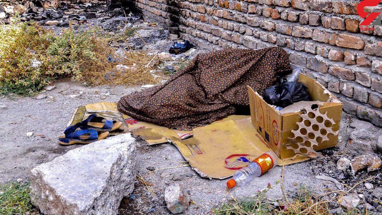 کارتن خوابی اجباری در تهران / سبک نه، از روی ناچاری + فیلم