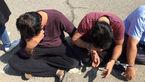 گفتگو با مردانی که  شهرک غرب تهران را به هم ریخته بودند! + عکس و فیلم