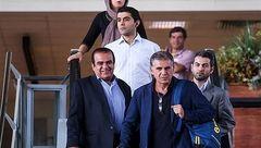 تاجر دوبی نشین علی کریمی را به دادگاه کشاند / هوشنگ مقدس کیست !؟