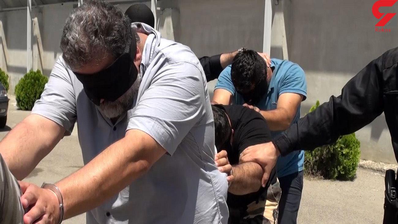 بازداشت 21 شرور در اراک