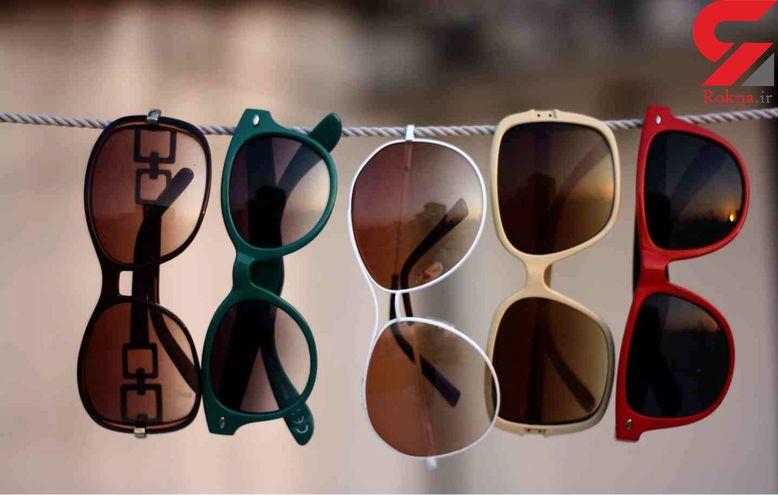 مبارزه با سرطان چشم با عینک آفتابی