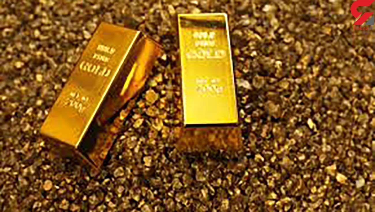 قیمت جهانی طلا امروز چهارشنبه 8 بهمن ماه 99
