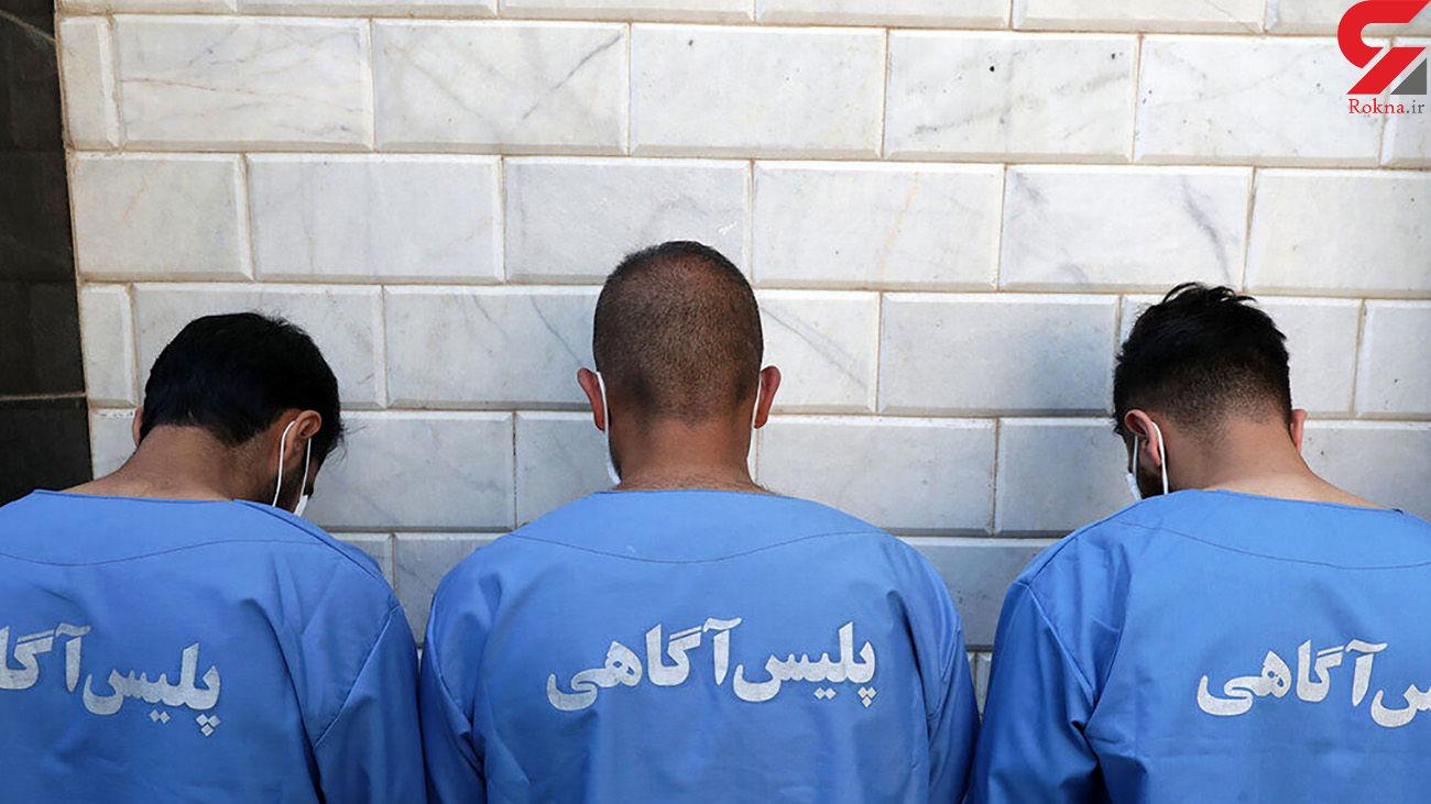 رفتار شیطانی 3 مسافر جوان در اتوبوس مشهد / راننده کتک خورد