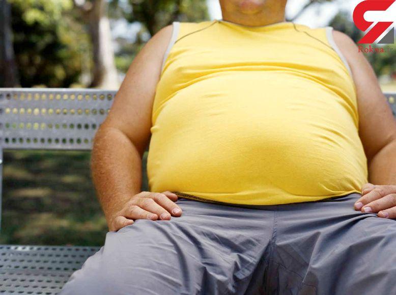 چرا  سیستم ایمنی بدن از اضافه وزن رنج می برد؟