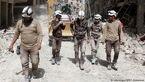 پنتاگون: هیچ مدرکی دال بر آمادگی کلاه سفیدها برای حمله شیمیایی در سوریه وجود ندارد