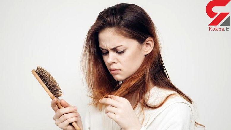 راهکارهای مقابله با موهای چرب
