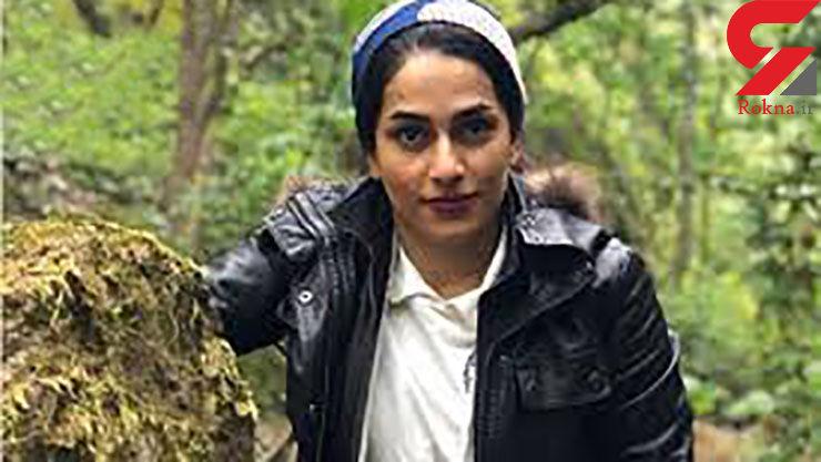 آخرین خبر / مریم فرجی با پای خود به باغ جوان پلید رفت! / این دختر از محکومان اغتشاشات بود! + عکس