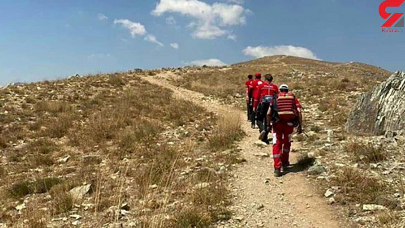 5 روز تلاش برای یافتن کوهنورد گمشده در ارتفاعات دارآباد تهران